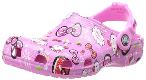 38f64537f747d6 Crocs Girls  Hello Kitty Good Times Clog  Amazon.ca  Shoes   Handbags