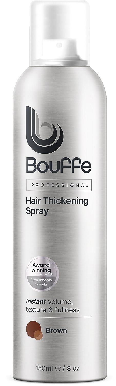 Bouffe Professional Hair Thickening Spray, 150 ml, Dark Brown Bouffe Ltd A7491150