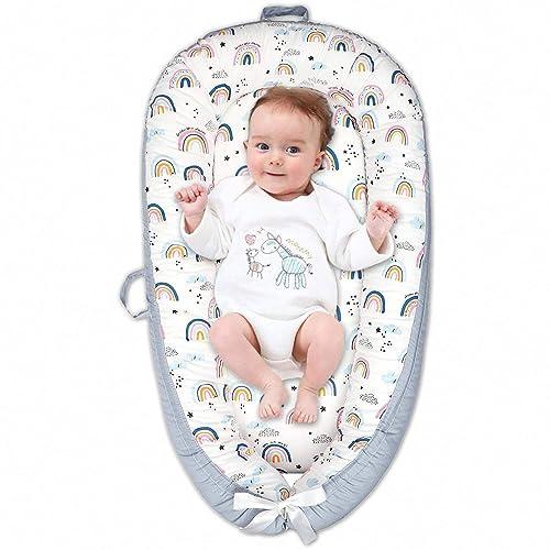 Arkmiido Baby Lounger Baby Nest