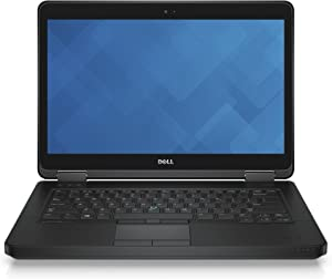 Dell Latitude E5440 14in Notebook PC - Intel Core i5-4300u 1.9GHz 8GB 128 SSD Windows 10 Professional (Renewed)