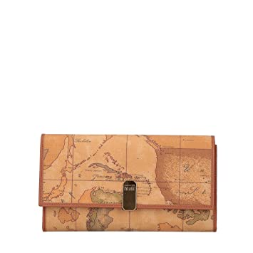 Amazon.com: Alviero Martini cartera Mujer Geo Natural