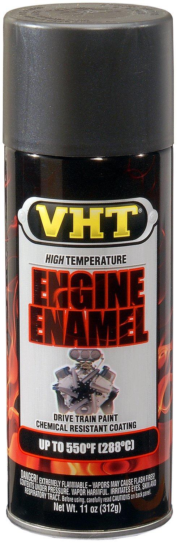 VHT (ESP997007-6 PK) Cast Iron High Temperature Engine Enamel - 11 oz. Aerosol, (Case of 6)