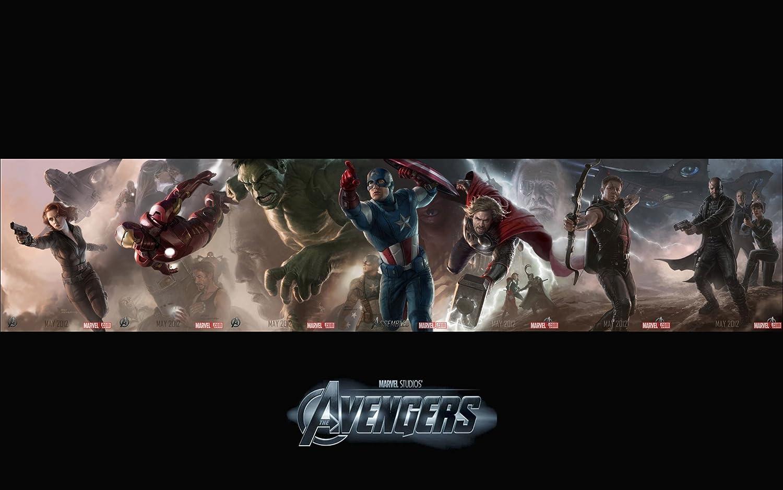 Posterhouzz Movie The Avengers Marvel Avengers Thor Hulk