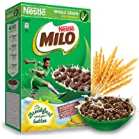 Nestle MILO Breakfast Cereal with Whole Grain, 330g