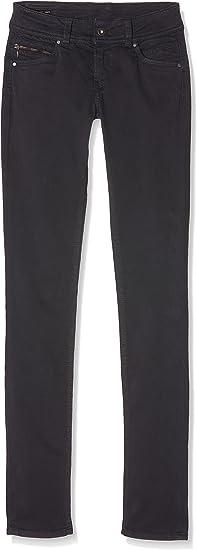 TALLA 33W / 32L. Pepe Jeans New Brooke Pantalones para Mujer