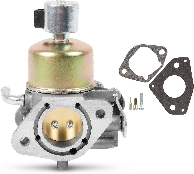 RANSOTO New Carburetor Carb Compatible with Kohler KT725 KT730 KT735 KT740 KT745, Replaces 16 853 19S, 32 853 63S, 32 853 67-S