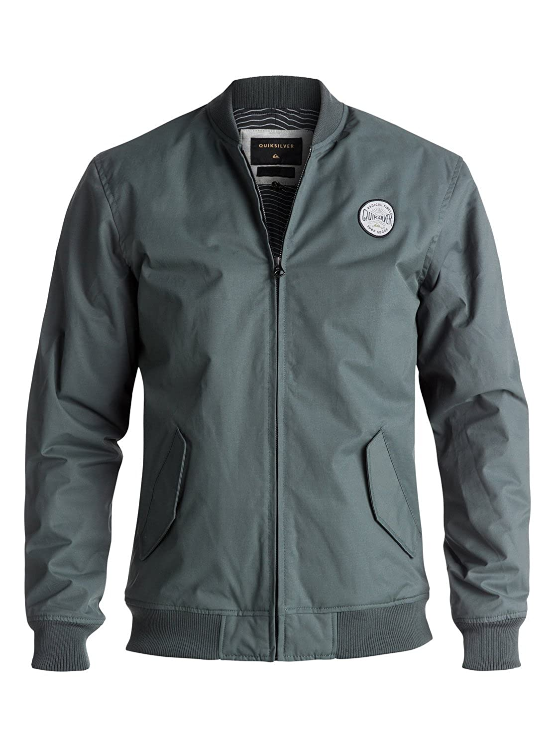 31084c9ce Quiksilver Waikawa - Water-Repellent Bomber Jacket for Men ...