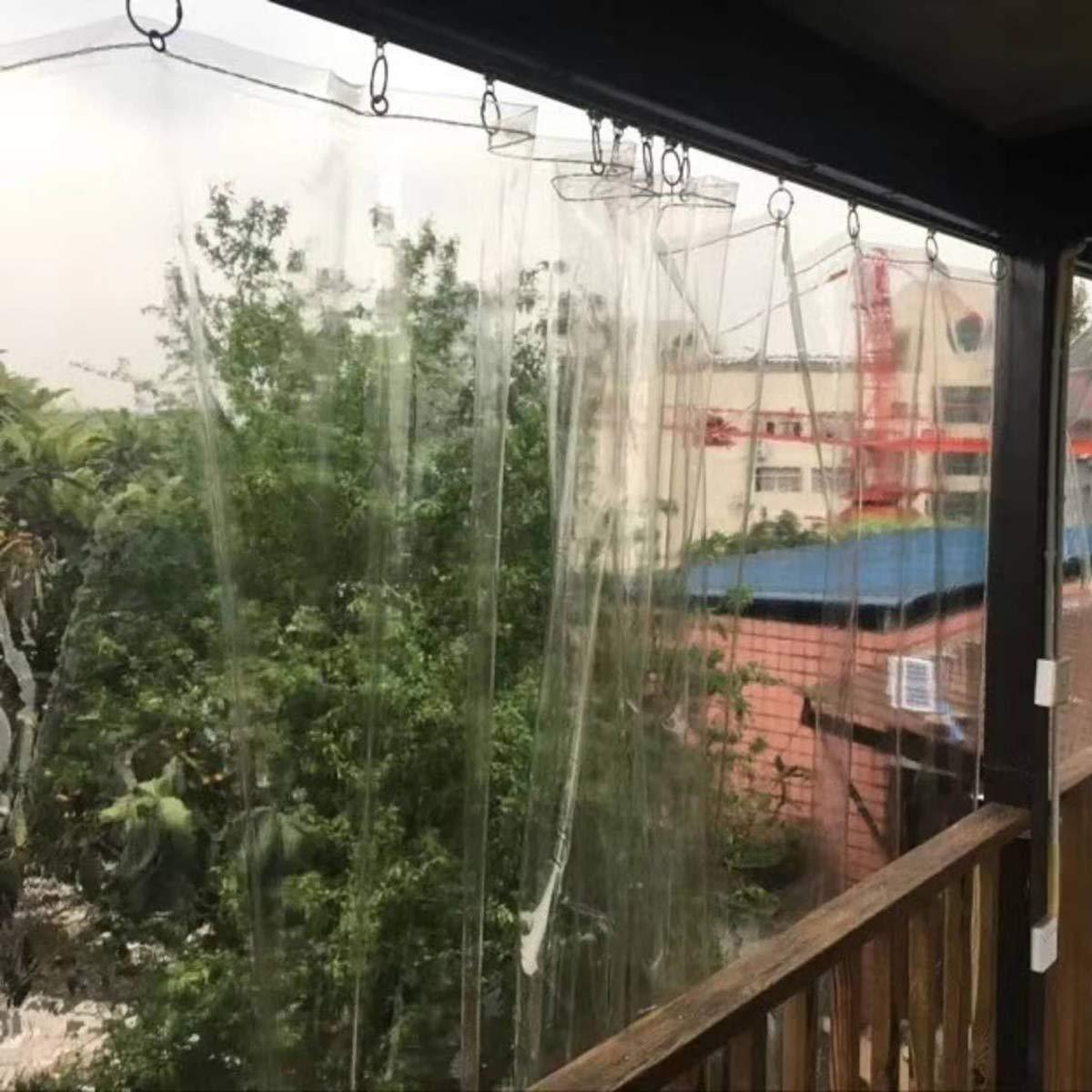 GUHAIBO Abdeckplane Transparente Transparente Transparente Plane - Regenfestes Schutzplane Bodenblech deckt Windschutzscheibenschupptuch für Pflanzenisolation ab, Abdeckplane Stiefelplane,1.5x3m B07KMZF93D Stiefelabdeckplanen Kaufen ce2be1