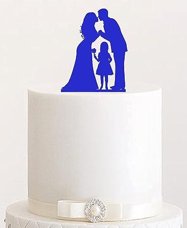 Cake Topper 16 Acryl Tortenstecker Tortenfigur Hochzeitstorte