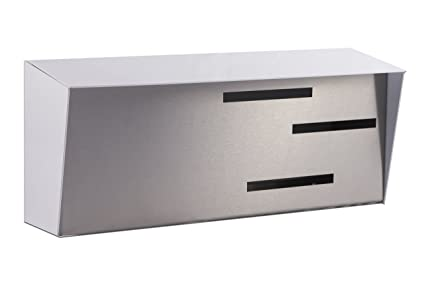Modern wall mount mailbox Residential Building Image Unavailable Image Not Available For Color Modern Wall Mounted Mailbox Amazoncom Modern Wall Mounted Mailbox Amazoncom