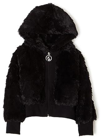 924800291 Baby Phat Little Girls  Fur Hoodie