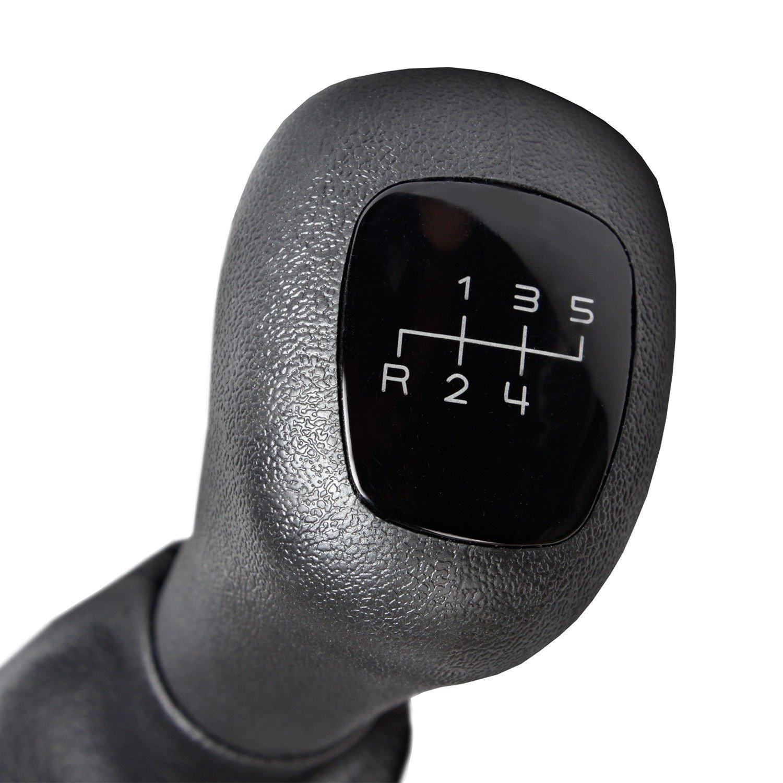 Pomo para 5/marchas Palanca de cambios para palanca de cambio Marco para clase C W202/S202/CLK A208