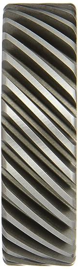 45 Degree Helix 14.5 Degree Pressure Angle 30 Teeth 24 Pitch 0.625 Bore RH Steel Boston Gear H2430R Plain Helical Gear
