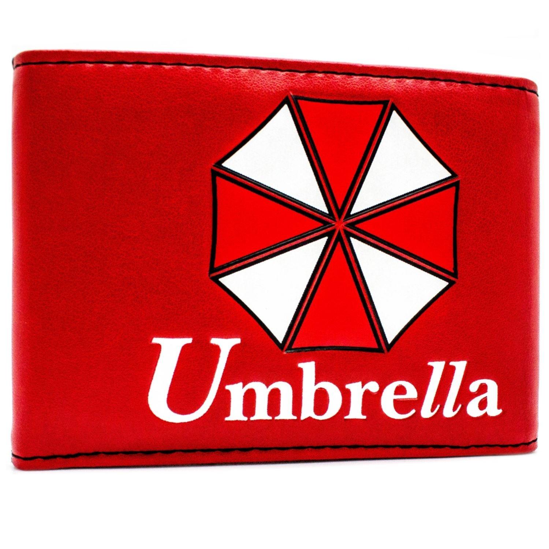 Umbrella Resident Evil gioco Rosso portafoglio 28931