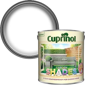 Cuprinol Garden Shades - Excellent Quality
