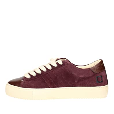 D.a.t.e. Bordeauxrot NEWMAN LOW 7I Sneakers Herren Bordeauxrot D.a.t.e. 42  Amazon  ... d25321