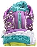 Saucony Women's Omni 15 Running Shoe, Tea/Purple, 6