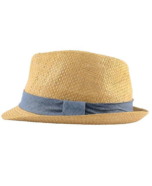 795e1d9c805f8 RuggedButts Baby Toddler Boys Nathan Fedora Hat
