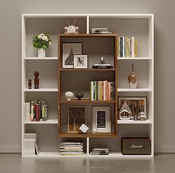 Homidea Venus Bücherregal - Standregal - Büroregal - Raumteiler für ...