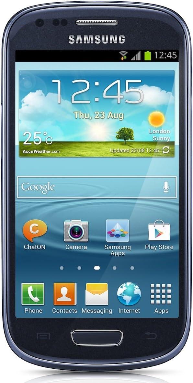 Samsung Galaxy S III Mini (I8190) - Smartphone Libre Android (Pantalla 4