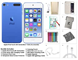 Apple iPod Touch 6G 6th Generation - gifts for 10 year old boys