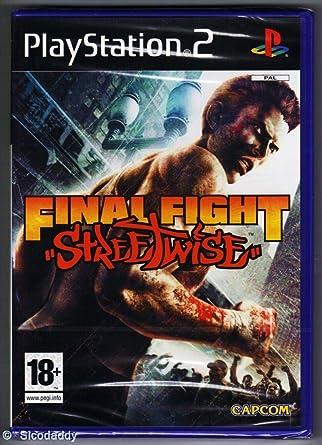 Capcom Final Fight - Juego (PS2, PlayStation 2, Lucha, M (Maduro)): Amazon.es: Videojuegos