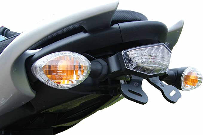 Bun000206 Fender Eliminator//Tail Tidy SFV650 Evotech Performance Suzuki Gladius Years 2009 to 2016