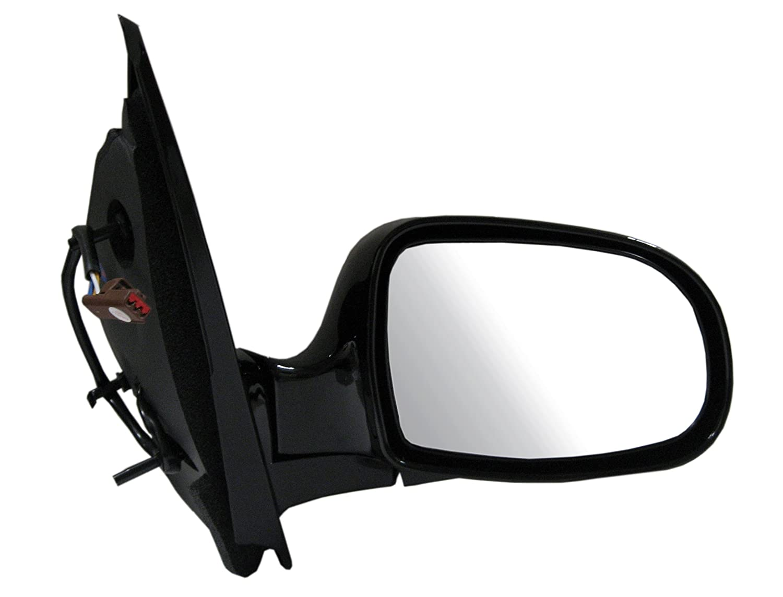 Windstar Power Foldaway Side View Door Mirror Black Assembly Passenger Right RH