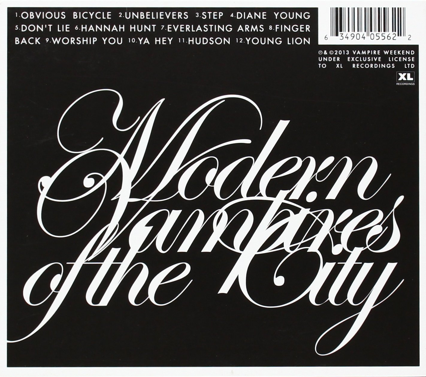 Vampire weekend modern vampires of the city amazon music aloadofball Image collections