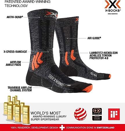 Unisex Adulto Ultrasport Trekking Calcetines de Senderismo