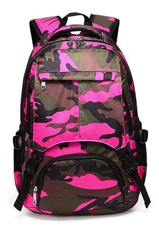 Amazoncom Girls Camo School Backpacks For Girls Children Kids