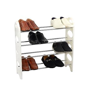 12 Paar Schuhe für Damen