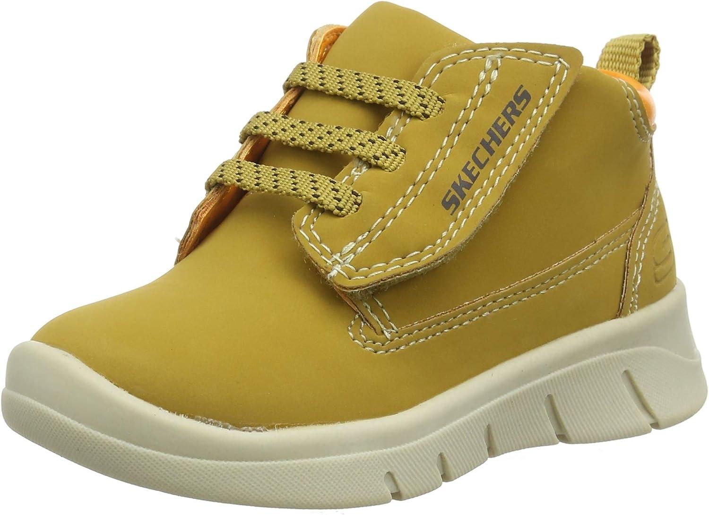 Skechers Jungen Mecca bolders Klassische Stiefel: