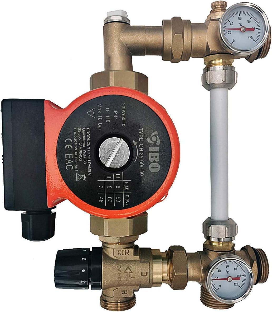 gaixample.org DIY & Tools Heating & Cooling 2 Port IBO ...