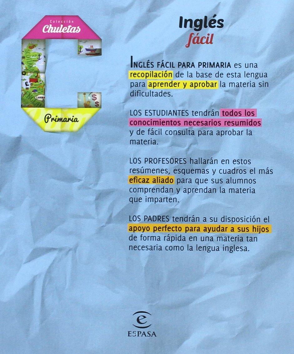 Inglés Fácil Para Primaria - 9788467044287: Amazon.es: Gabriela Pró: Libros