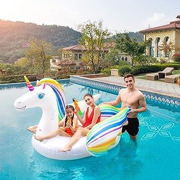 Amazon.com: Keenstone - Flotador inflable gigante de ...