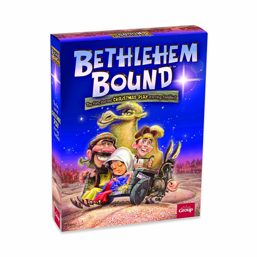 Bethlehem Bound: The Fun, Instant Christmas Play Starring Families! PDF