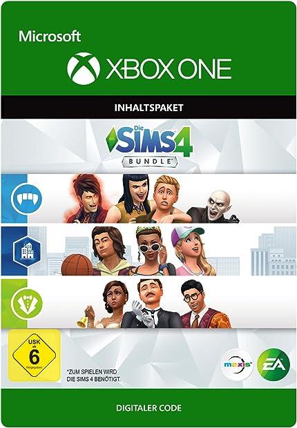 Das SIMS 4: Zusätzliches Starterpaket für Inhalte DLC | Xbox One - Downloadcode