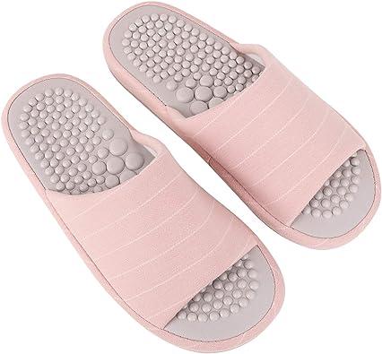 Amazon.com | Massage Slippers Men Women