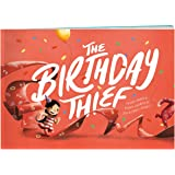 Personalised Children's Birthday Book - The Birthday Thief - Wonderbly