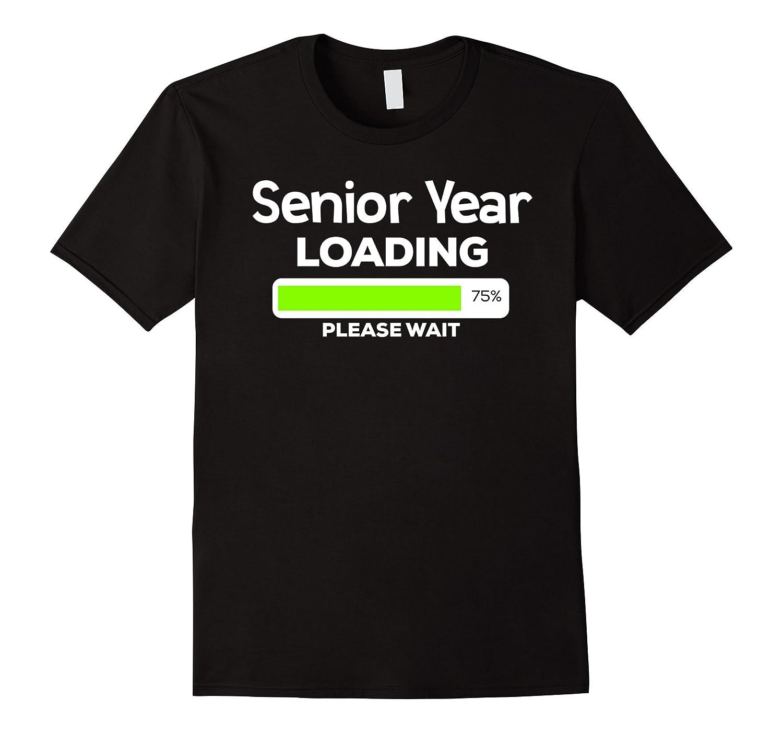 senior year of college