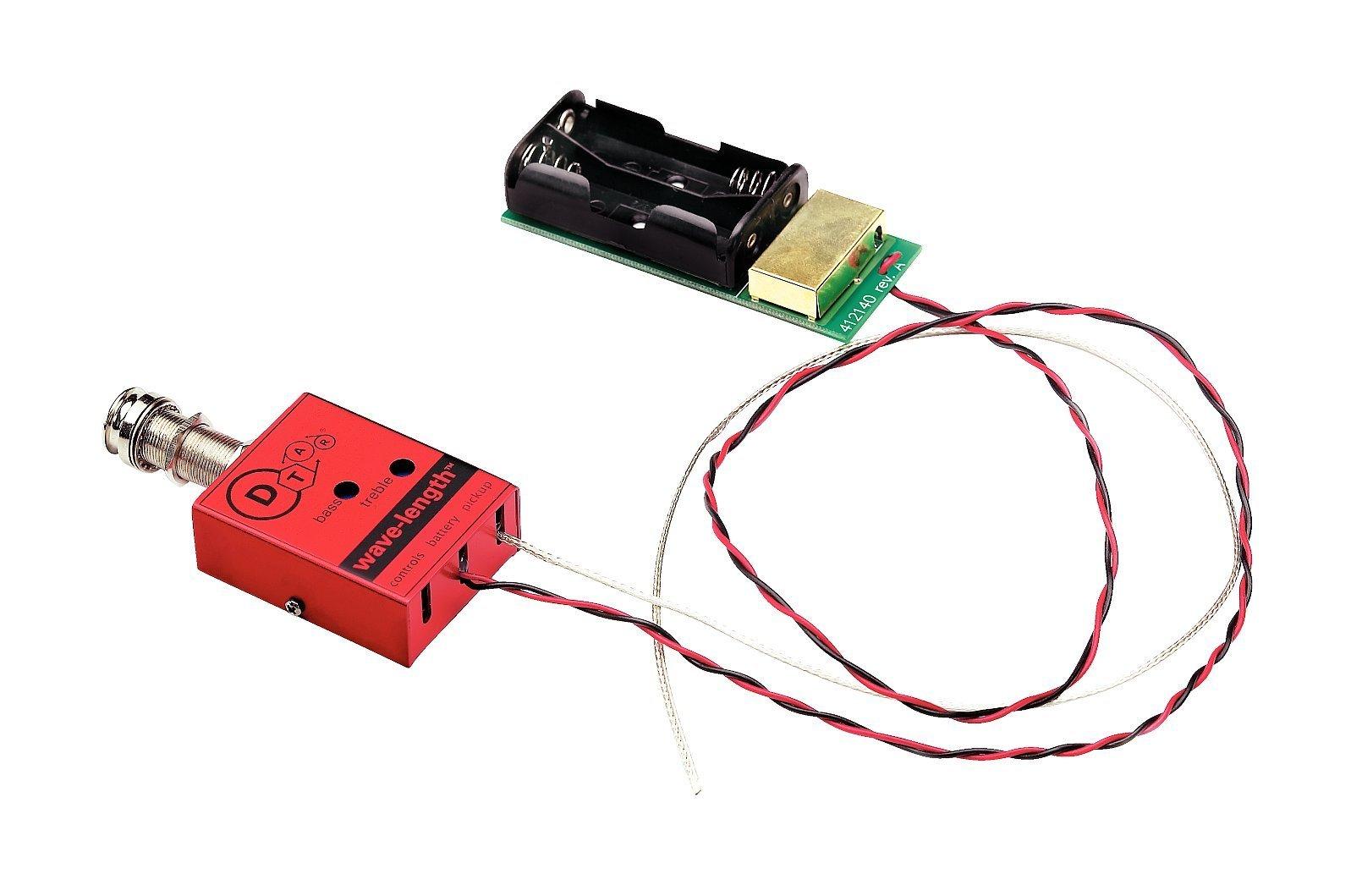 D-TAR Wave-Length Pickup System