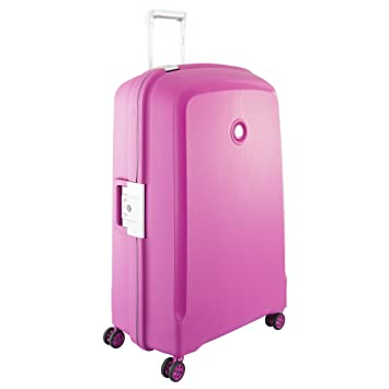 23c0b6c5a DELSEY Paris Belfort Plus Maleta, 82 cm, 136 Liters, Rosa (Rose):  Amazon.es: Equipaje