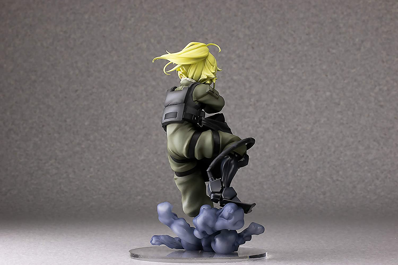Tanya Von Degurechaff 1 7 Scale PVC Figure PULCHRA The Saga of Tanya The Evil