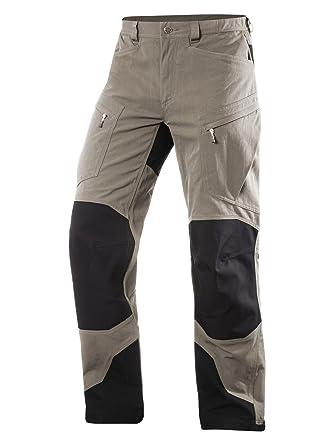 Haglöfs Rugged Mountain Cargo Pant Dune Long, Beig: Amazon.co.uk: Clothing