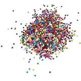 Mullticolore Etoile Confettis Décoration de Table Pour Mariage Fête