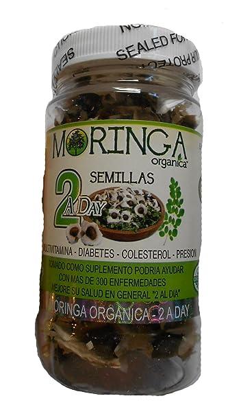 Moringa Organica Semillas (Seeds)