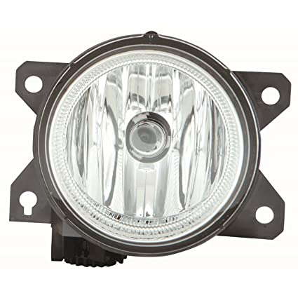 Amazon.com: CPP NSF Certified Replacement Fog Light HO2593143 for 2016-2017 Honda Civic: Automotive