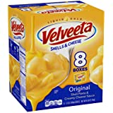 Velveeta Shells and Cheese, Original 12 oz. 8 pk. A1