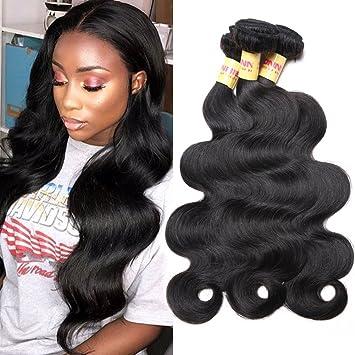 Connie Brazilian Hair Bundles Body Wave 100 Human Hair 3 Bundles 10 12 14 Inch Weave Hair Human